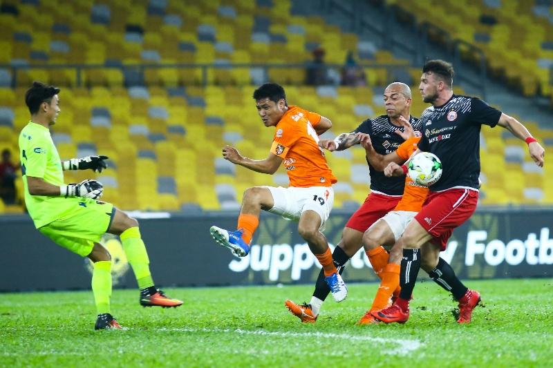 Persija beat Ratchaburi at Boost Sportsfix Super C…