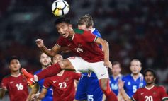 Gudmundsson hat trick leads Iceland over Indonesia