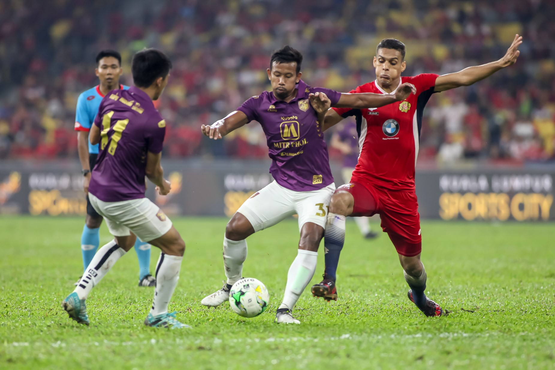 Ratchaburi down Kelantan; Persija walk away with S…