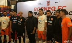 Borneo FC partner with Nike