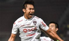 Chenrop hat-tricks gives Muang Thong fabulous start