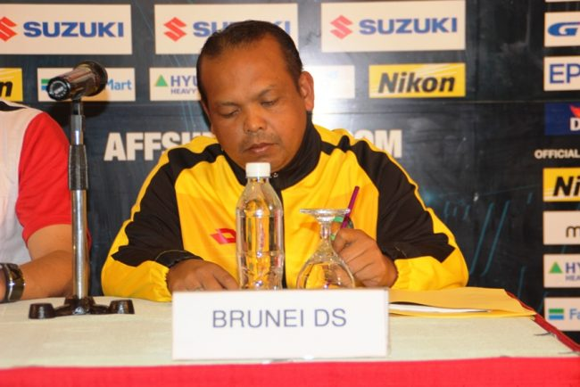2016 AFF Suzuki Cup - Head Coach of Brunei - Mohammad Ali