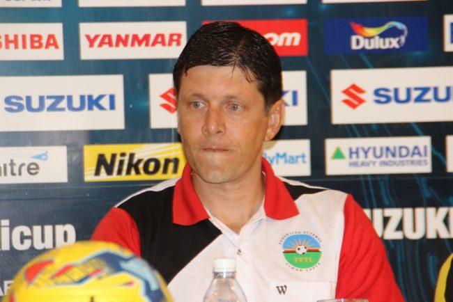 2016 AFF Suzuki Cup - Head Coach of Timor Leste - Fabio Maciel