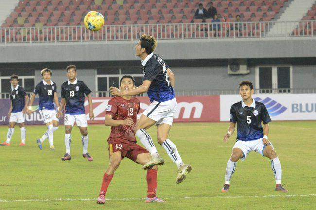 2016 AFF Suzuki Cup Group B - Vietnam vs Cambodia