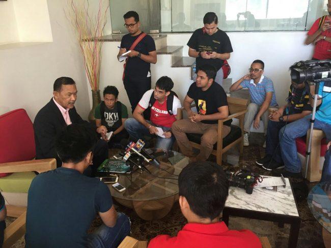 2016 AFF Suzuki Cup - Lt. Gen Dato Sri Azzuddin