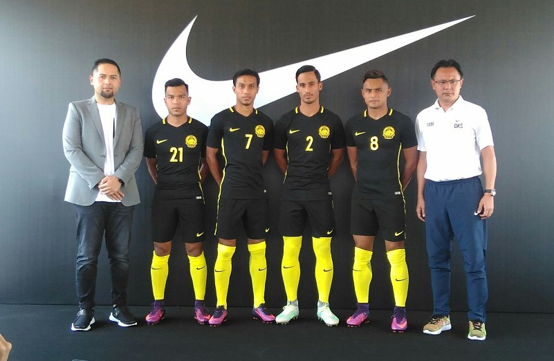 Malaysia go black for AFF Suzuki Cup – AFF – The Official Website