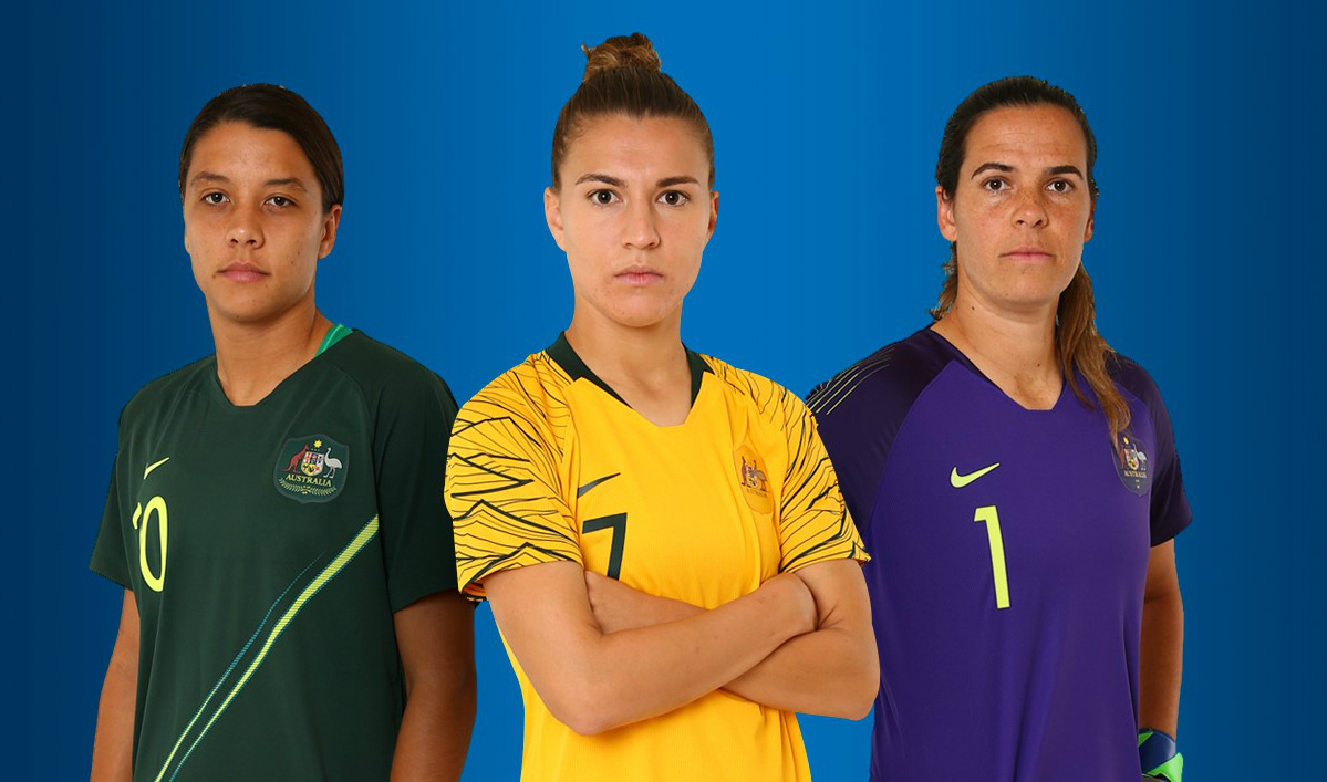 72e538566 Nike launch new Caltex Socceroos and Westfield Matildas kits – AFF – The  Official Website Of The Asean Football Federation