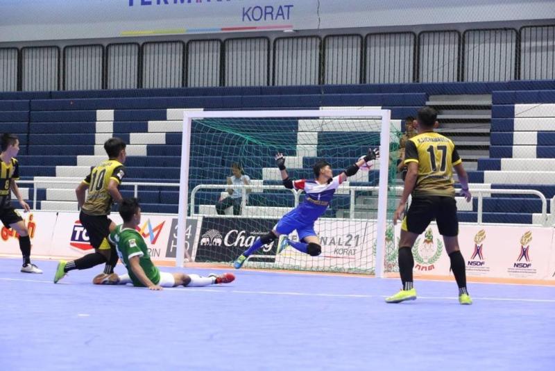 Down Town vs Melaka United