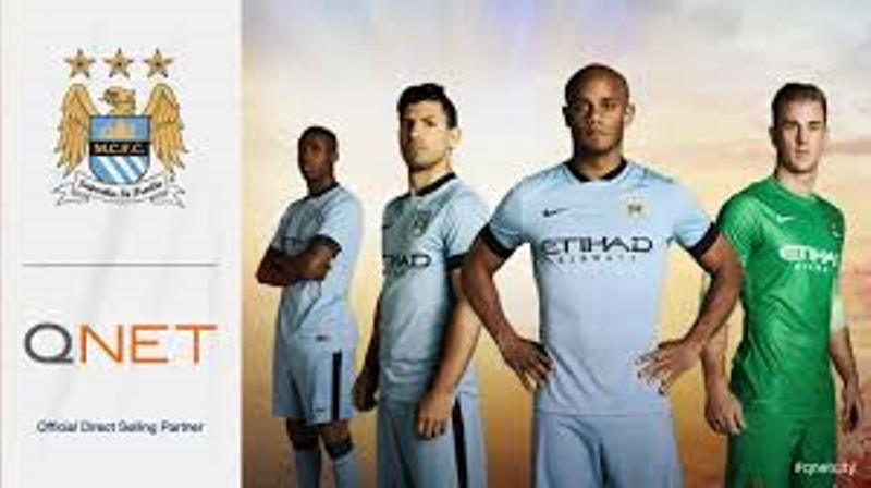 Manchester City extends partnership with Qnet – AFF – The